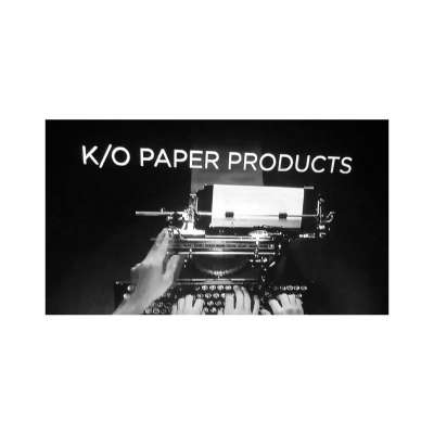 344 Design Client: K/O Paper Products