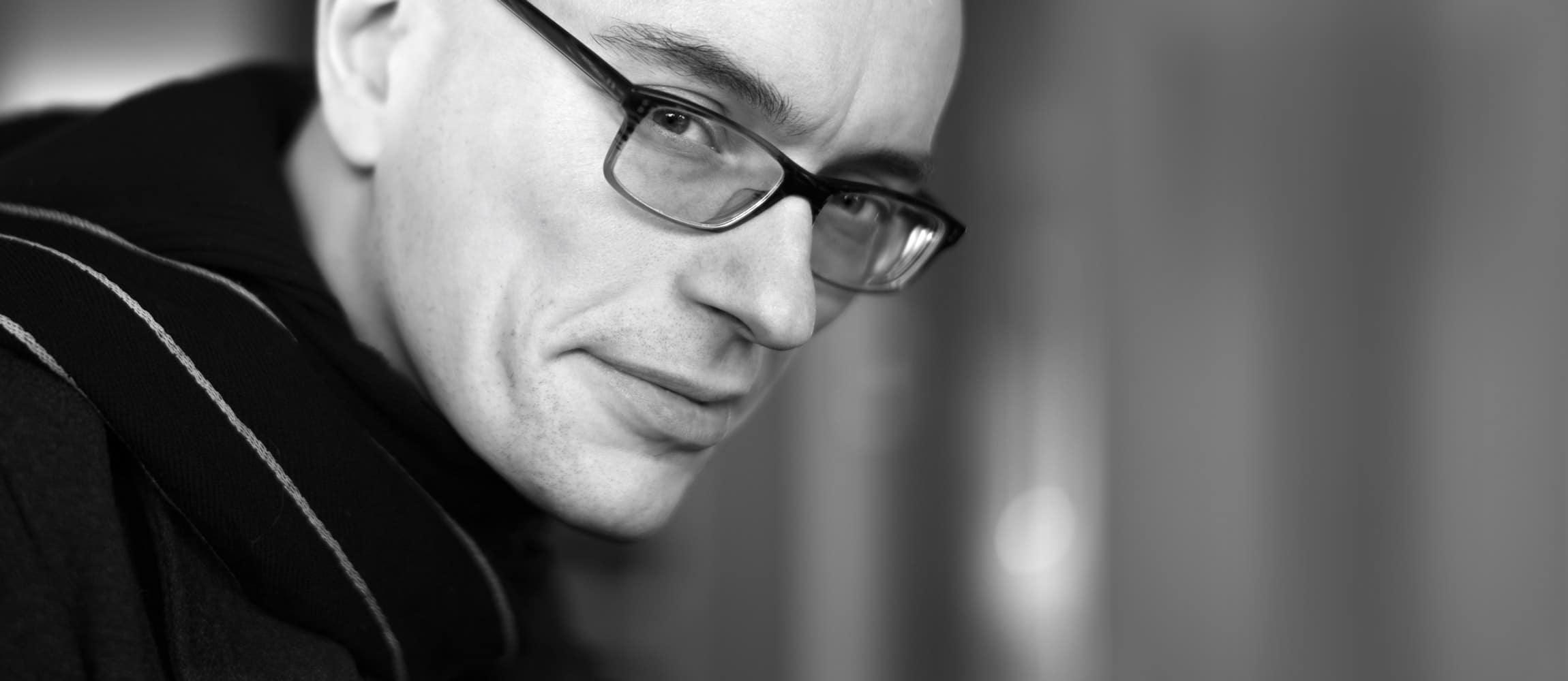Stefan G. Bucher / Photo by Bruce Heavin